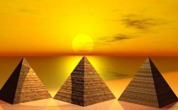 Imagenes de las Piramides en 3D imágenes