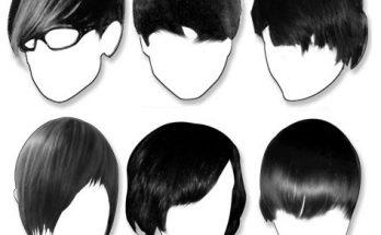 Peinados de Emos imágenes