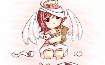 Angel Manga Curandera imágenes