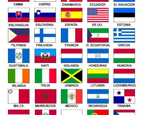 Imagenes de Banderas de Paises imágenes