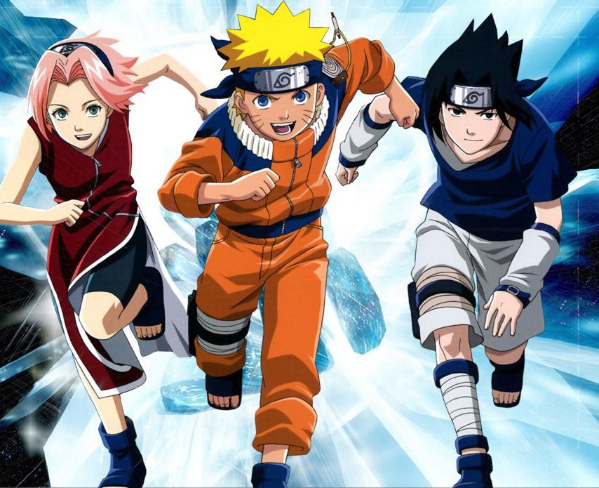 Imagenes Naruto Sasuke Y Sakura Imágenes Gratis