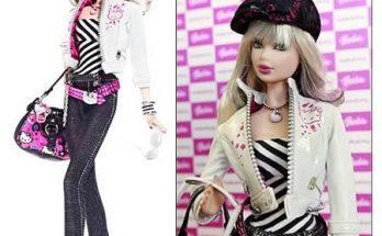 Barbie a la Moda imágenes