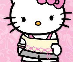 Dibujo hello Kitty imágenes