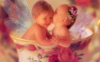 Bebés angelitos imágenes