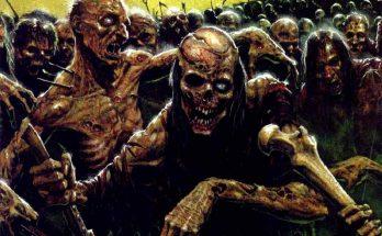 Ataque zombie imágenes