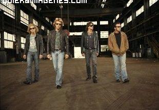 Grupo Bon Jovi imágenes