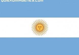 Bandera de Argentina imágenes
