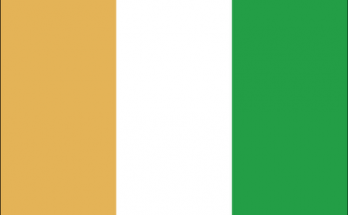 Bandera de Costa de Marfil imágenes