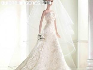 Barbie vestida de novia imágenes