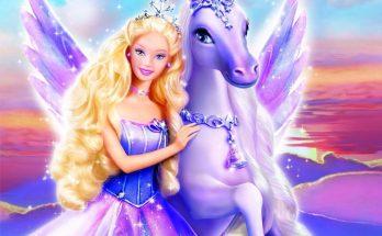 Barbie y su caballo imágenes