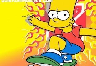 Bart a toda velocidad imágenes