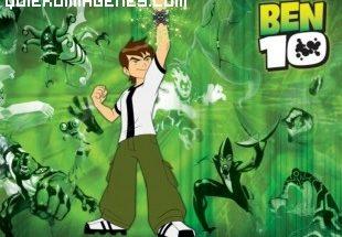Ben 10 lucha con los alienígenas imágenes