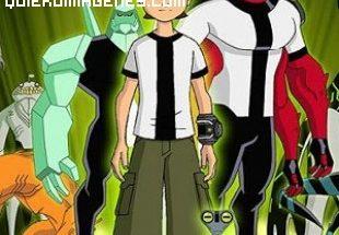 Personajes de Ben 10 imágenes