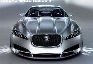 Jaguar CXF imágenes