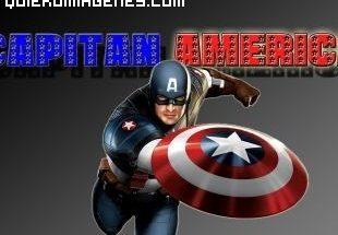 El Capitán América imágenes