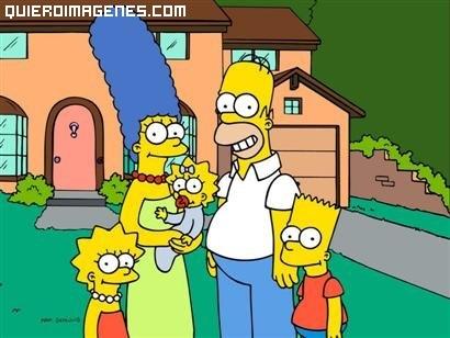 Galeria de Imagenes Simpsons imágenes