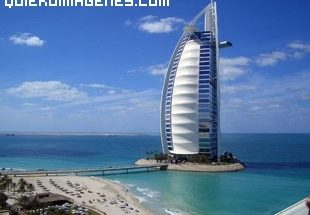 Casa de los Emiratos Arabes imágenes