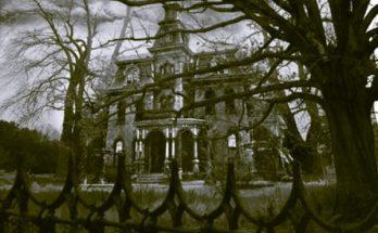 Casa de fantasmas imágenes