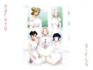 Chicas Naruto imágenes