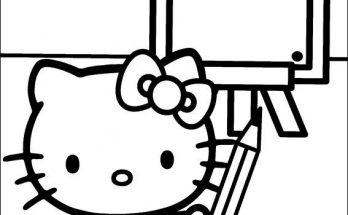 Dibujos de Hello Kitty imágenes