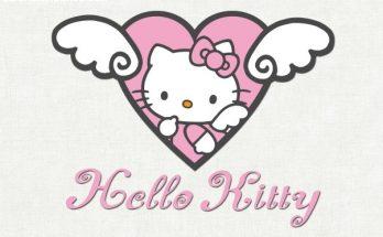 Corazón Hello Kitty imágenes