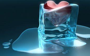 Corazón congelado imágenes