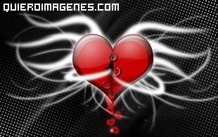 Imagen de un corazon descosido imágenes