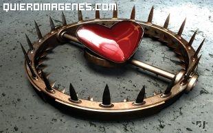 Imagen de un corazon traicionero imágenes