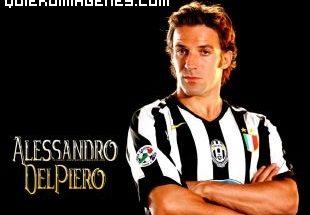 Del Piero imágenes