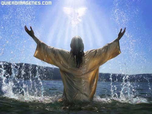 Dios en el agua imágenes