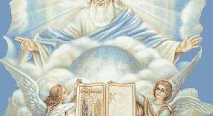 Dios y los ángeles imágenes