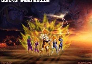Personajes de Dragón Ball imágenes