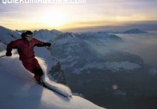 Esquí extremo imágenes