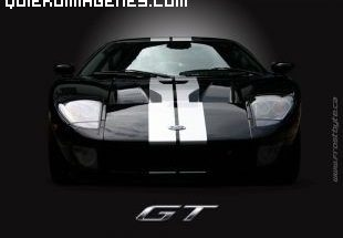 Ford GT imágenes