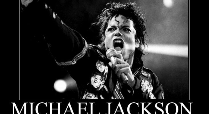 Frase de Michael Jackson imágenes