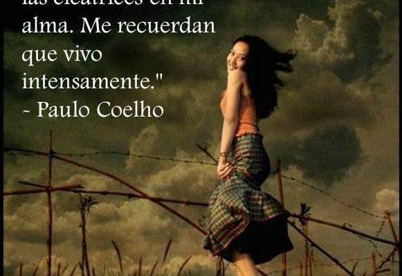 Frase de Paulo Coelho imágenes