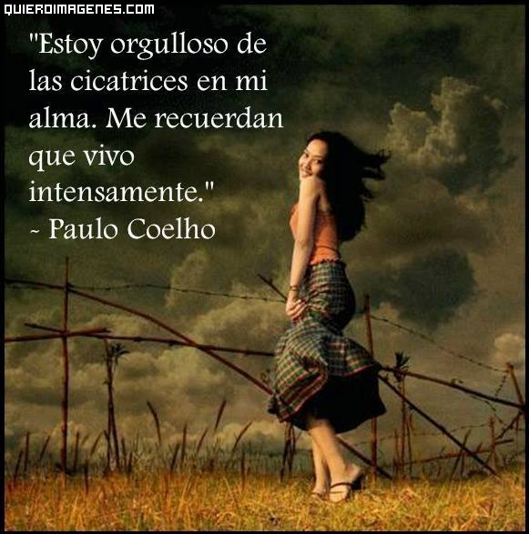 Frase De Paulo Coelho Imágenes Gratis