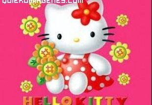 Gatita Hello Kitty imágenes