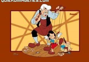 Gepetto acaba a Pinocho imágenes