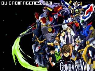 Gundam Wing imágenes