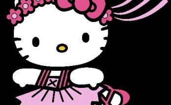 Hello Kitty bailarina imágenes