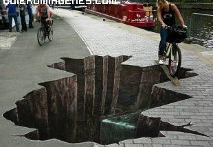 Cuidado con la caída! imágenes