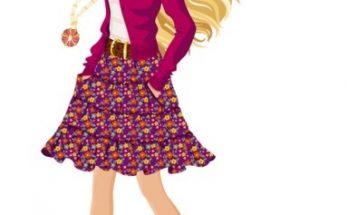 Barbie a todo color imágenes