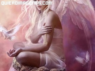 Angel femenino celestial imágenes