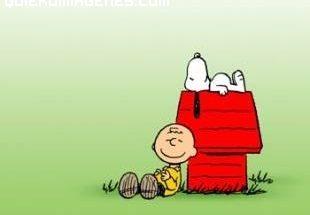 Chuck y Snoopy imágenes