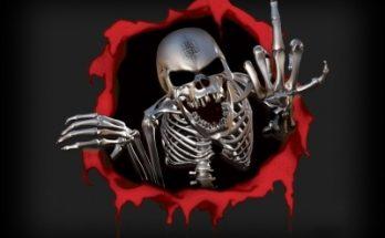Esqueleto Rebelde imágenes