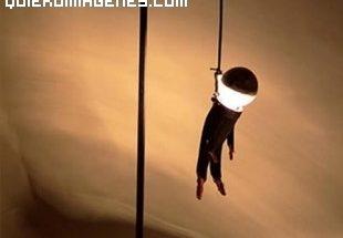 Lámpara ahorcado imágenes