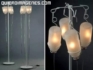 Lámpara gotero intravenoso de hospital? imágenes