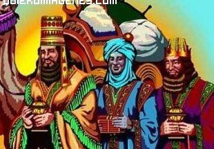 S.S.M.M. los Reyes Magos de Oriente imágenes