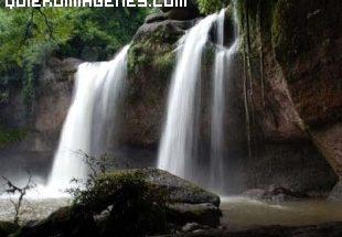 Parque Natural Khao Yai en Tailandia imágenes